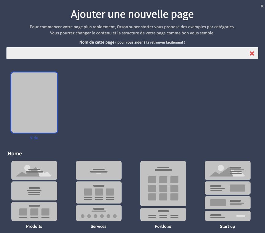 Tutoriel site web