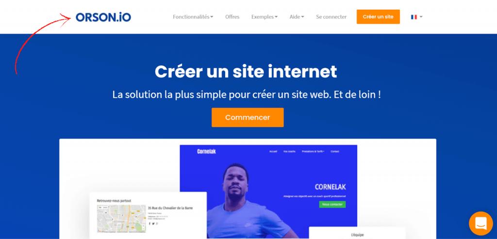 logo site efficace