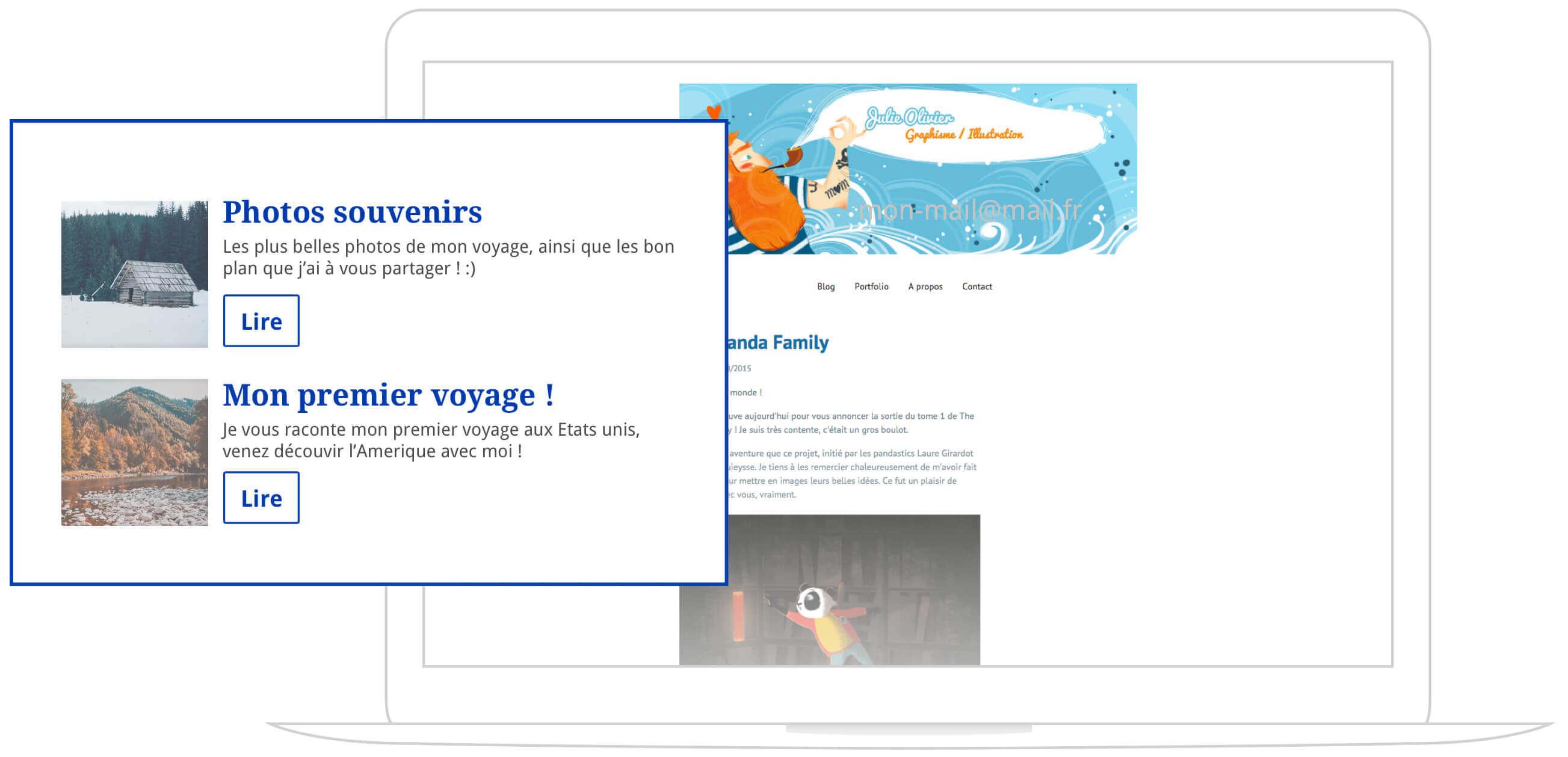 Liens interne sur votre blog