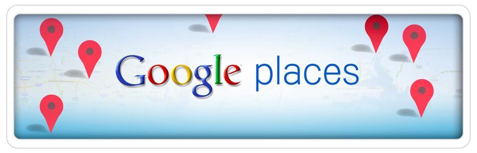 Google places, référencement local