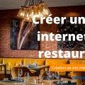 Créer un site de restaurant