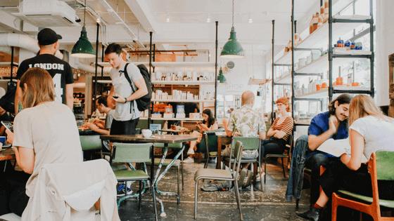 créer site de restaurant