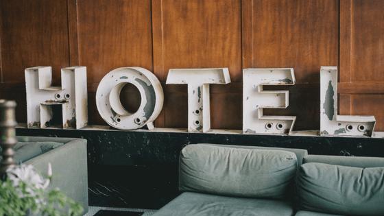 créer site pour hotel