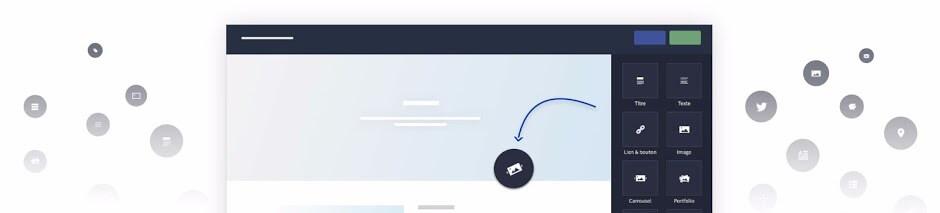 Logiciel création site web
