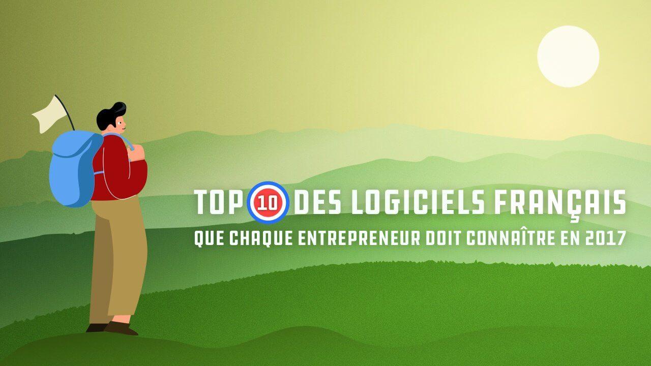 Top logiciels français