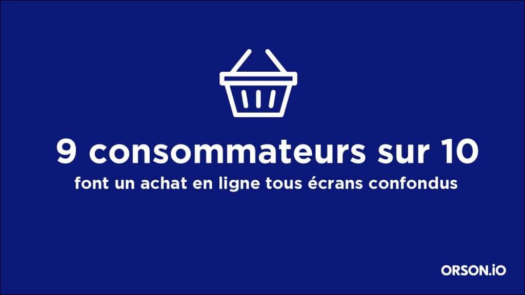 Statistiques e-commerce