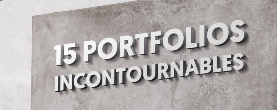 15 portfolios