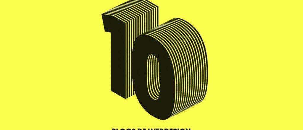 top10 blog webdesign