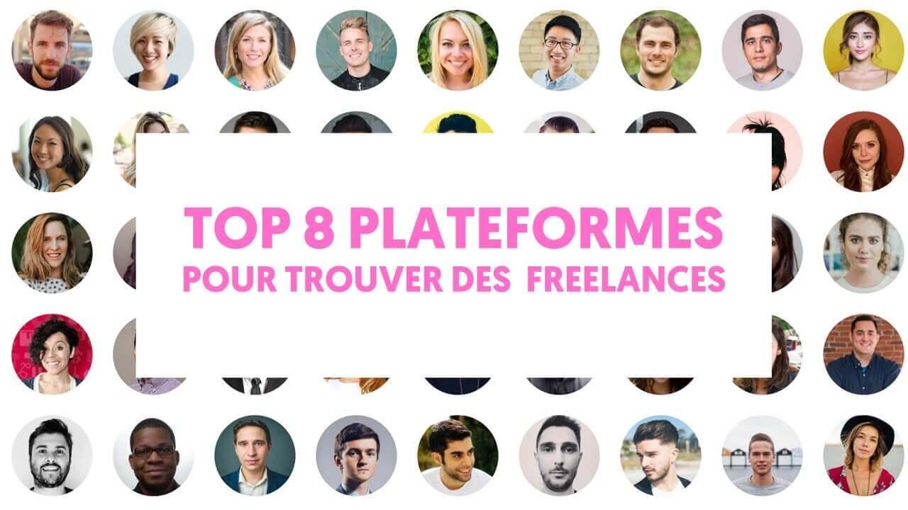 Plateformes freelance