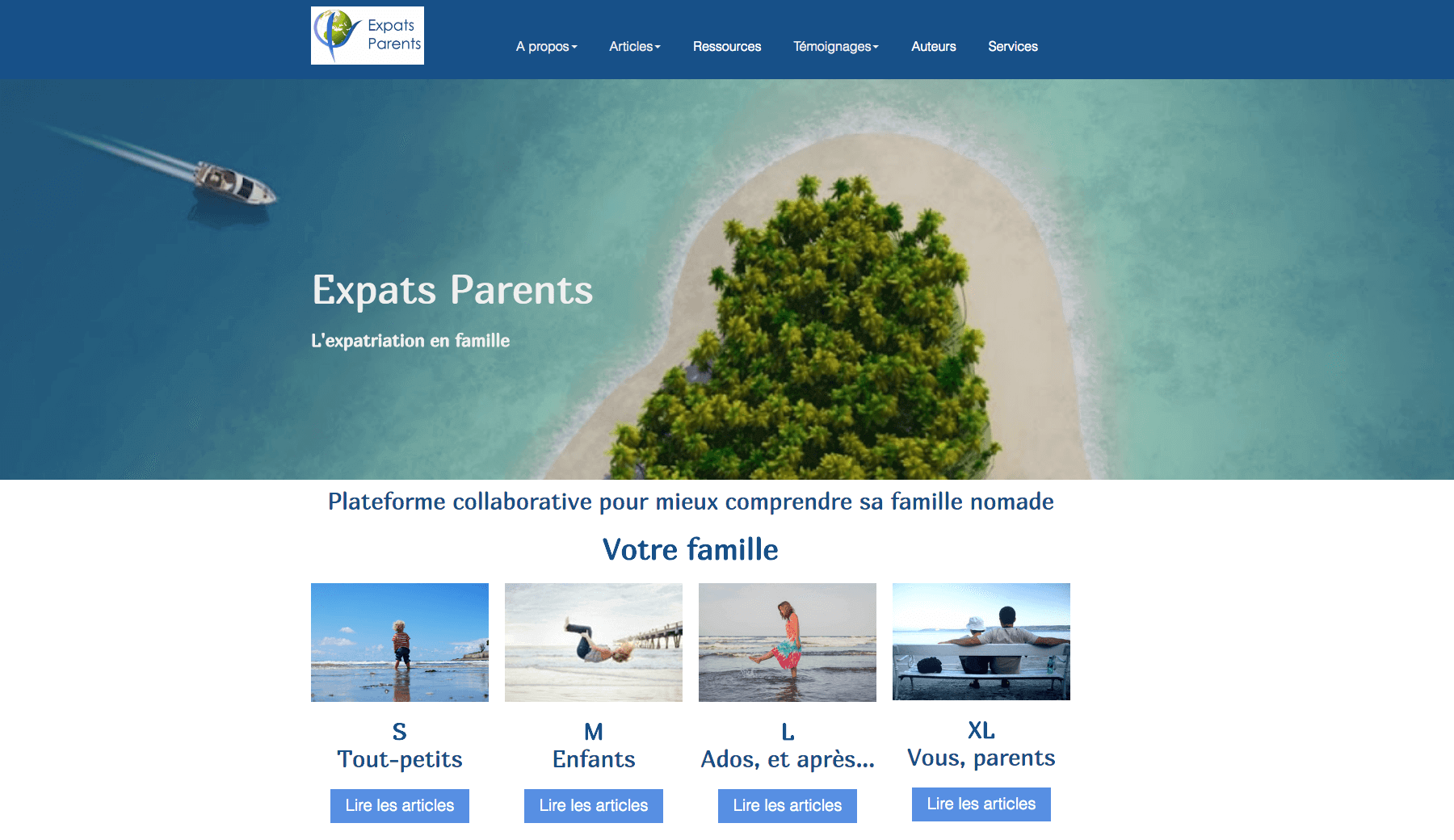 Expats Parents