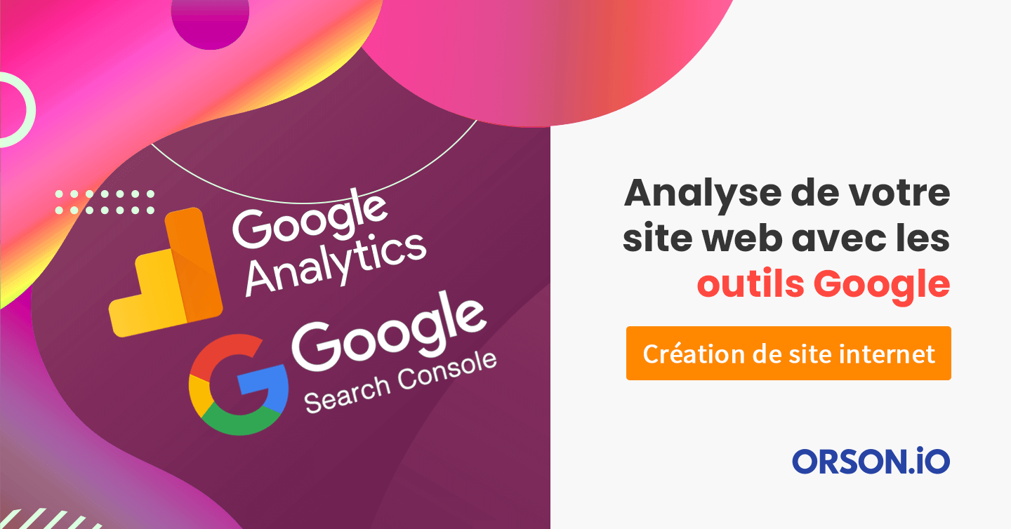 Analyse site web