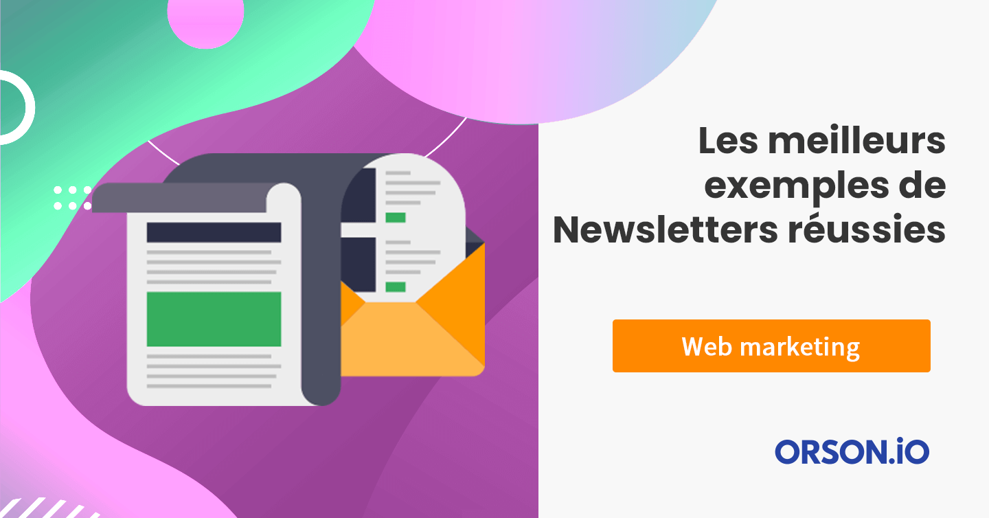 Exemples newsletters