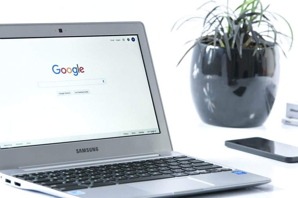 Création site google