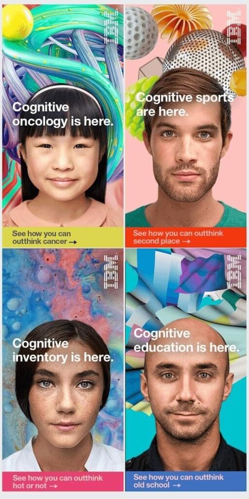 ibm campagne publicitaire